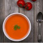 tomat suppe opskrift