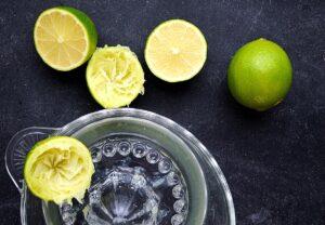 Lime saft