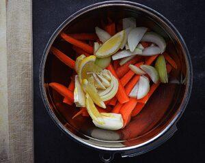 vegansk opskrift på marokkansk gulerods salat