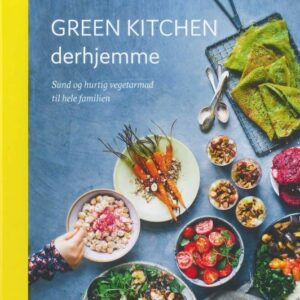 veganske opskrifter green kitchen derhjemme