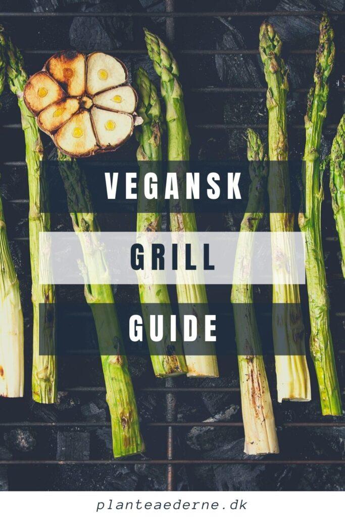 vegansk grill guide pinterest