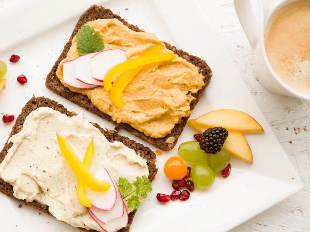 Hvad spiser en veganer til morgenmad